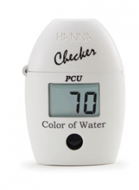 Hanna Color of Water Pocket Checker