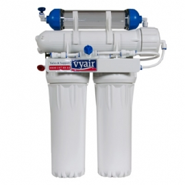 4 Stage 50 Gallon Per Day Reverse Osmosis System
